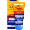 کرم ضد آفتاب رطوبت رسان آتوپیا SPF40 آردن