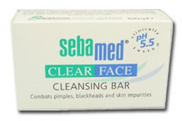 پن پاک کننده و روشن کننده پوستهای مستعد آکنه سبامد