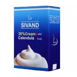 صابون کرم دار 30 درصد کالاندولا سیوند