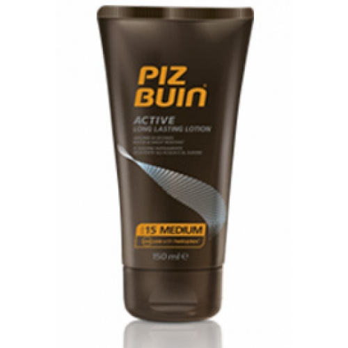 لوسیون ضد آفتاب اکتیو فاقد روغن پیزبوئین