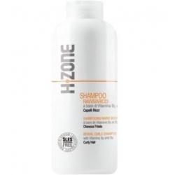 شامپو H.Zone تقویت و احیا کننده موی مجعد و فر رنه بلانش