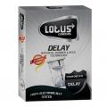 کاندوم تاخیری Delay  لوتوس (3 عددی)