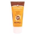 کرم ضد آفتاب فاقد چربی SPF50 آکنئیک بدون رنگ سان سیف