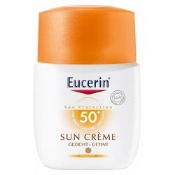 کرم ضد آفتاب رنگی SPF50 اوسرین (پوست نرمال تا خشک)