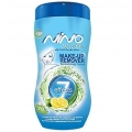 دستمال مرطوب پاک کننده آرایش نینو (70 عددی)