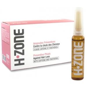 آمپول H.ZONE پیشگیری کننده ریزش مو و تقویت کننده رنه بلانش
