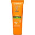 کرم ضد آفتاب SPF50 پوست چرب اویسان اویدرم (بژ روشن)