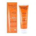 کرم ضد آفتاب SPF63 رنگی دکتر ژیلا