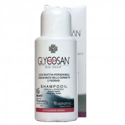 شامپو گلیکوزان بیودرم مناسب پوست حساس سر و بدن