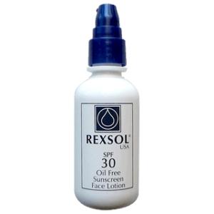 کرم ضد آفتاب SPF30 فاقد چربی رکسول