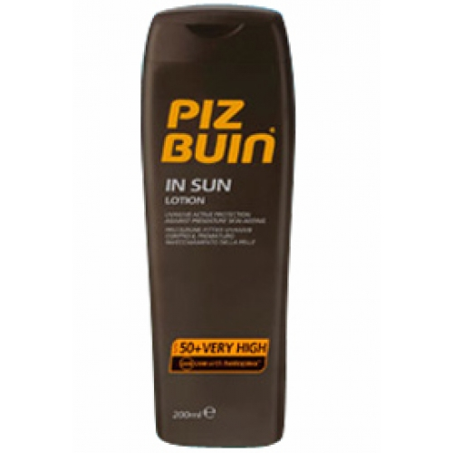 لوسیون ضد آفتاب آلرژی پیزبوئین