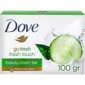 صابون زیبایی Fresh Touch داو 100 گرمی