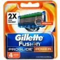 یدک 4 عددی ژیلت مدل Fusion Proglide Power