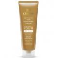 کرم ضد آفتاب رنگی فاقد چربی SPF50 سینره (بژ طبیعی)