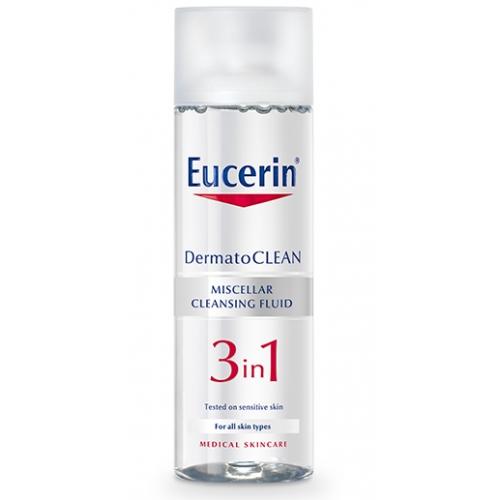 فلوئید پاک کننده 3 در 1 درماتوکلین اوسرین