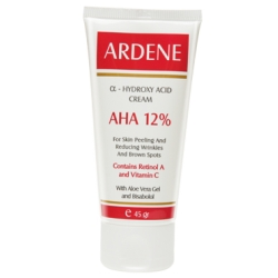 کرم آلفا هیدروکسی اسید ویتامینه (AHA12) آردن