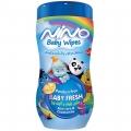 دستمال مرطوب پاک کننده کودک نینو 50 عددی (مدل کارتونی)