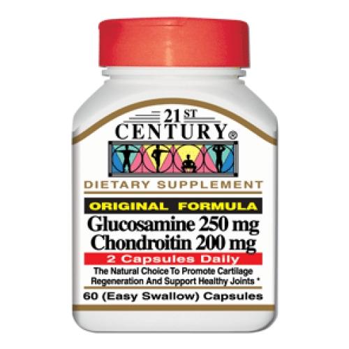 گلوکز آمین کندروئیتین 21 سنتری