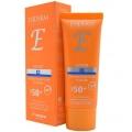 کرم ضد آفتاب SPF50 پوست خشک اوی سان اویدرم (بژ روشن)