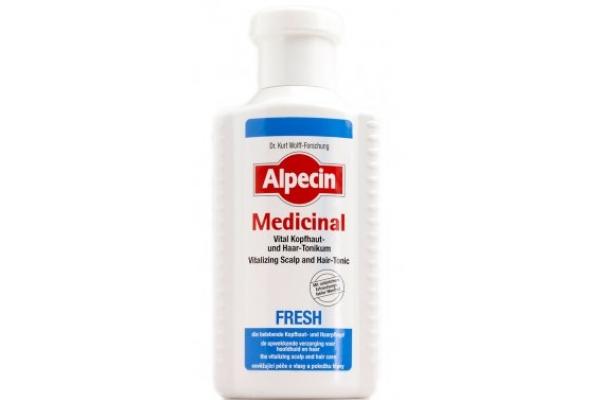 شامپو ضد شوره مدیسینال آلپسین