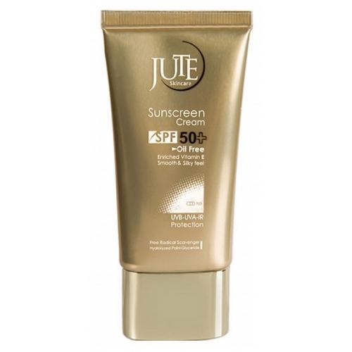 ضد آفتاب SPF 50 فاقد چربی ژوت بی رنگ