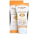 فلوئید ضد آفتاب فیزیکال SPF50 سان سیف