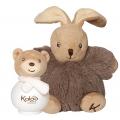 ادوسنتور  Vanille Chocolat کلو 50 میل همراه عروسک خرگوش