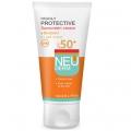 کرم ضد آفتاب SPF50 رنگی نئودرم (بژ روشن)