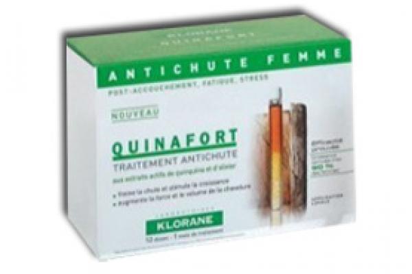 محلول درمان ریزش مو کینافورت خانمهای کلوران