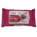 دستمال مرطوب پاک کننده آرایش چشم Eye Sensitive کامان