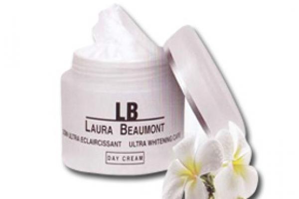 کرم سفید کننده روز صورت لورابیامونت