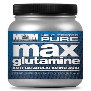مکس گلوتامین مکس ماسل 750گرمی