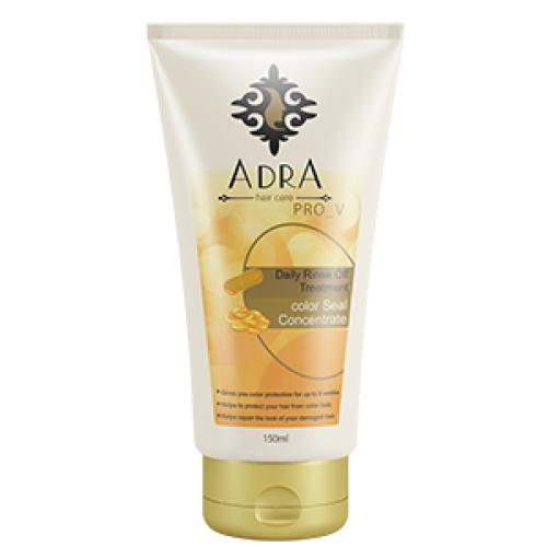 ماسک محافظت کننده موهای رنگ شده با آبکشی آدرا