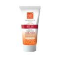 ضد آفتاب ضد چروک SPF50 فاقد چربی رنگی مای