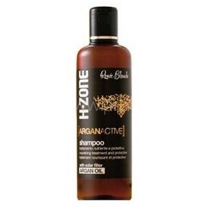 شامپو درمانی تغذیه کننده مو آرگان H.ZONE رنه بلانش