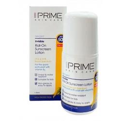 لوسیون رولی ضد آفتاب SPF50 پریم