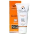 ضد آفتاب رنگی SPF50 مدیلن