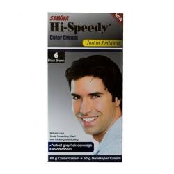 کیت رنگ مو مردانه Hi Speedy شماره 6